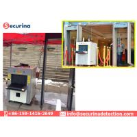 China 50*30Cm Security X Ray Inspection System With Single Energy Scanning Image on sale