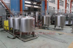 China Plastic Bottle Automatic Liquid Filling Machine , Wine Bottle Filling Equipment on sale