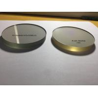 China Undoped  transparent silicon carbide sic crystal Optical Lens with hardness 9.2 on sale