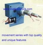 three hand clock movement/mechanism for outdoor tower clock high driving torque-GOOD CLOCK (YANTAI)TRUST-WELL CO Ltd.