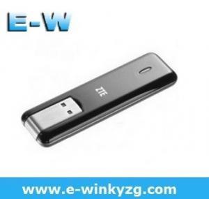 China 7.2 mbps Unlocked ZTE MF633 3G USB modem internet stick 3G USB modem on sale