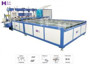 China Adjustable 27.12MHZ PVC Plastic Welding Machine Pneumatic Driven Mode on sale