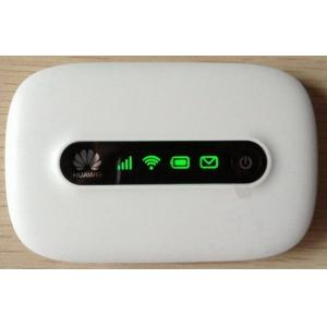 China Unlock HSPA+ 21.6Mbps HUAWEI E5331 Low Price Pocket WiFi 3G Wireless Router With SIM card on sale
