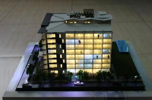 China Customized nice architecture house scale model for Australia real estate on sale