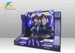China Super Big Pendulum VR Double Seats Virtual Reality Cinema Simulator on sale