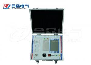 China Anti Interference Inter - Frequency Dielectric Loss Transformer Testing Machine on sale
