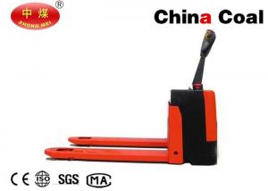 China Industrial Lifting Equipment Motorized Electric Powered Pallet Jack on sale