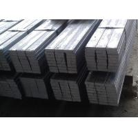 China Medium Carbon Black Steel Flat Bar Rectangular In Section Limited Formability on sale