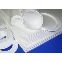 Virgin Soft Expanded PTFE Sheet Non-Toxic , PTFE Heat Resistance