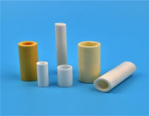 China Good Concentricity ID Cylindricity Ceramic Tube Pipe Sleeve High Pull Out Performance on sale