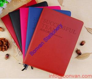 China Creative fashion new office product colored diary notebooks on sale