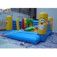 China Customized Commercial Bouncy Castles, Kids Funny Jumping Castles Play Toy on sale
