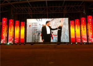 China Stage Background Big Rental Led Screen , Indoor Rental LED Display SMD 2121 on sale