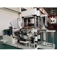 500 Ton Clamping Force Horizontal Silicone Injection Machine for Vehicle Parts