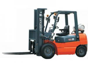 China 1-7 ton LPG Forklift Trucks on sale