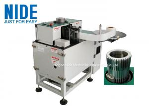 China stator Wedge inserting machine for all kinds of induction motor stator on sale