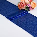 Burlap Custom Fabric Table Runner Roll Lace Luxury For Hotel Banquet Outdoor Applied