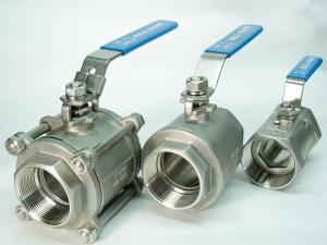 Quality Femake & Female End Floating Ball Valve 2 Pollici Dn15 - Dn100 With Ptfe Seat for sale