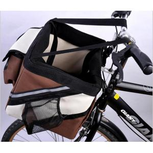 China outdoor cycling pets carrier bag, cycling dog carrier bag, dog bag on sale