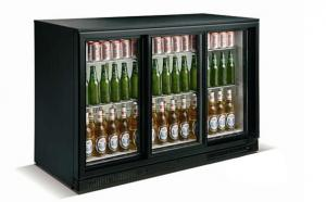 China 338L Beer bar refrigerator Beverage promotion fridge Back Bar Cooler,Beer Showcase on sale