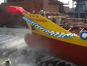 China Luhang Ship Launching AirBag on sale
