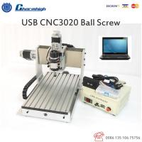 3 Axis Laptop USB CNC3020 Router Ball screw For Engraving Drilling Milling Machine