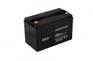 China Sealed Valve Regulated Lead Acid Battery 12V100AH on sale