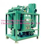 タービン オイルのクリーニング システム、浄化システムはNAS5に、オイルをきれいにします