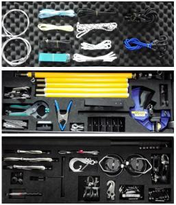 China Advanced Hook And Line EOD Tool Kits Explosive Ordnance Disposal Remote Movement And Remote Handling Operations on sale