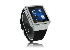 China iPhone 4S GSM Mobile Watch Phone 3G With Android Ice Cream Sandwich OS on sale