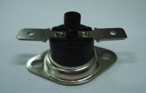 China Bimetallic KSD 301 Manual Reset Thermostat For Vacumn Cleaner on sale
