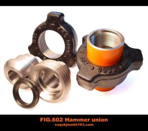 China FIG.602 hammer union on sale