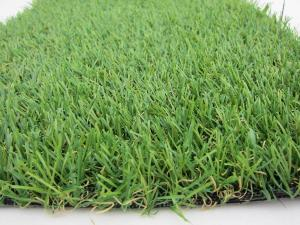 China 40mm Outdoor Artificial Grass Anti-fire With PE Monofilament Yarn on sale