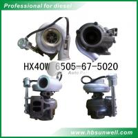 Komatsu S6D114 Turbocharger HX40W 6745-81-8230 Turbo for PC350-8 Excavator