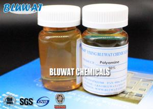 China Organic Cationic Coagulant And Flocculant Industrial Flocculants For Water Treatment on sale