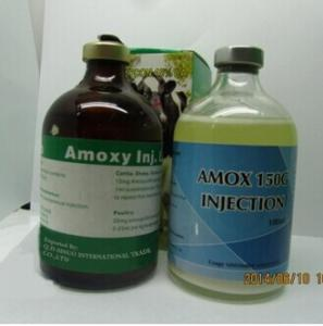 China Amoxicilin Suspension 15% on sale