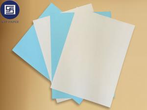 China Blue / White Customized Water Transfer Printing Paper 11 X 17 For Glass / Metal on sale