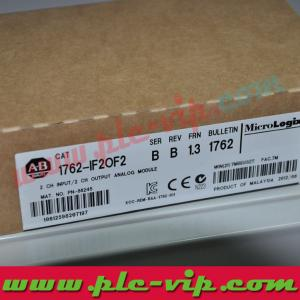 Allen Bradley PLC 1762-IF2OF2 / 1762IF2OF2 for sale – AB