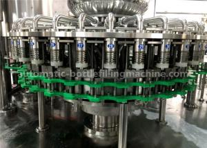 China Ice Tea Juice Filling Machine / Juice Production Line With Plastic Bottles 380V 50Hz on sale