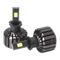 Super bright led lighting 30W white dual colors transform lamp 2800LM car H3 led headlight