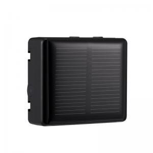 China Solar Panel Powered Animal Gps Tracker Positioner IP66 Waterproof Grade on sale