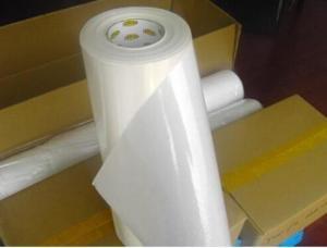 China Seamless Bra Bonding TPU Hot Melt Adhesive Film 0.05mm Thickness 65A Hardness on sale