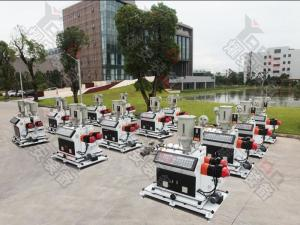 China Double Screw Extruder Carrier Tape Machine , Tape And Reel Packaging Machine on sale