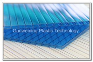 China Commercial Greenhouse Polycarbonate Panels Polycarbonate Multiwall Sheet on sale