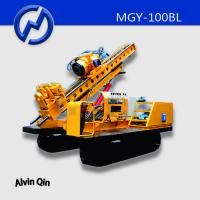 China MGY-100BL engineering boring Hydraulic anchor drilling rig on sale