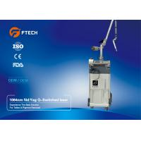 Chloasma Removal Q Switched ND YAG Laser Machine 2-10mm Adjustable Spot Size
