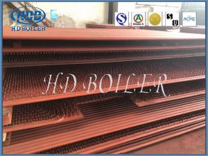 China CO2 Welding Seamless Tube Boiler Water Walls High Pressure Part EN Passed on sale