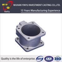 Steel Valve Parts Valve Body Casting Made Of Lost Wax CastingAnd Investment Casting