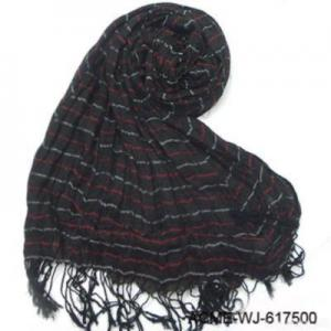 China Colorful Acrylic Scarf on sale