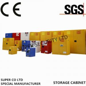 China Chemistry Chemical Storage Cabinets / Flammable Storage Cabinets on sale